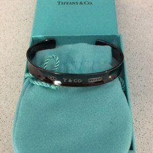 Tiffany & Co. 1837 Titanium Cuff